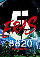 B'z SHOWCASE 2020-5 ERAS 8820- Day3(DVD)