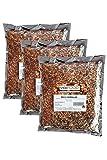 Mélange de Graines - 3kg - Mélange de Graines Plus Sain - Mélange de Graines de Lin, de Tournesol, de Citrouille, de Sésame et de Pavot - Crues pour le Goûter et la Cuisine