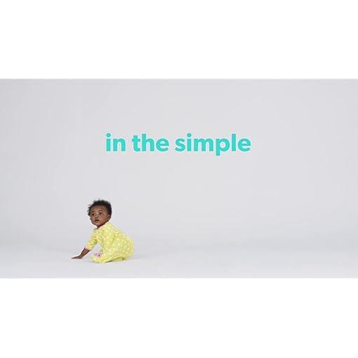 Simple pant
