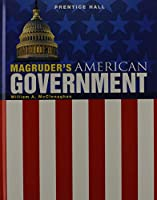 Magruders American Government 2011 Student Edition Grade 11/12 0133173658 Book Cover