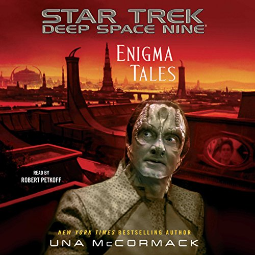 Enigma Tales audiobook cover art