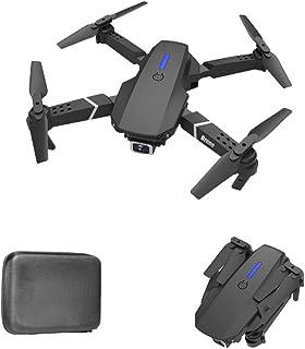 E88 WIfi FPV Drone con cámara 4K HD, Cuadricóptero RC con