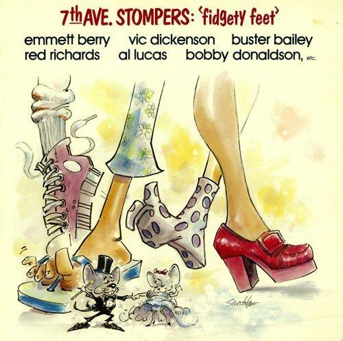 fidgety feet LP