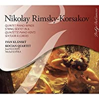 Korsakov: Quintet Piano-Winds / String Sextet in A