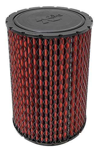 K & N 엔진 에어 필터 : 고성능 프리미엄 세탁 가능 산업용 교체 필터 중장비 : 38-2016S