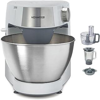 Kenwood Prospero Plus Robot Amasador para Repostería, Bol Compacto de 4,3L, Batidor K, Gancho de Amasar y Varillas, KHC29....