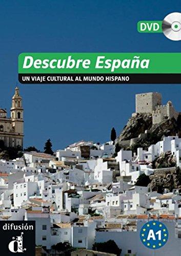 Descubre España. Libro + DVD: Descubre Espana + DVD (level A1) (Serie Descubre Nivel A1)