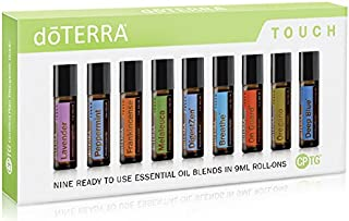 doTERRA - Touch Kit - 9 Essential Oil Blends in 10 mL Roll-Ons