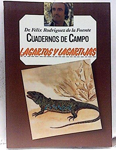 Cuadernos de Campo, 20. Lagartos y lagartijas