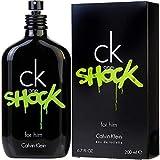 CK ONE SHOCK by Calvin-Klein for Men 6.7oz/200mL