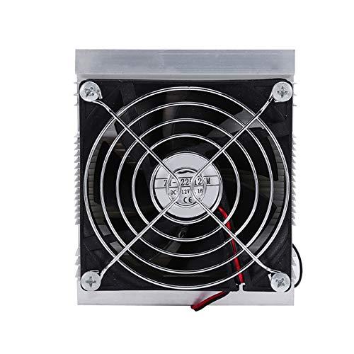 Modulo efecto peltier equipo electrónico de la refrigeración del semiconductor, enfriador de cpu con el sistema enfriamiento