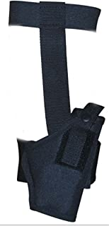 Size 16 Ankle Holster Concealed Carry Pistol Handgun Back Up Glock 19 23 26 27