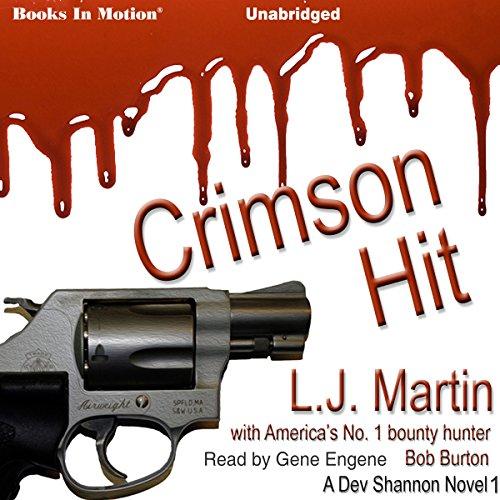 Crimson Hit audiobook cover art