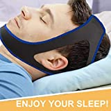 Anti Snoring Chin Straps Adjustable Anti Snoring Devices Snore Stopper Solution Relief Anti