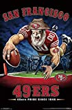 San Francisco 49ers - End Zone Poster Drucken (55,88 x