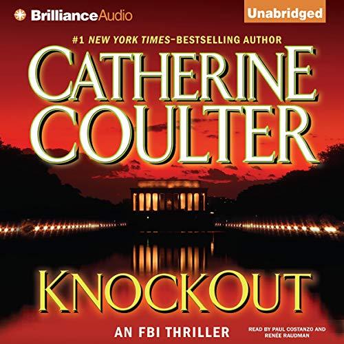 KnockOut: An FBI Thriller, Book 13 audiobook cover art
