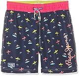 Pepe Jeans Checks Bañador de natación, Multicolor (Multi 0AA), 2 años (Talla del Fabricante: 2) para Niños