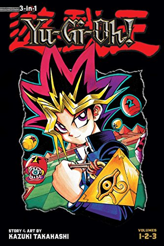 Yu-Gi-Oh! 1: 3-in-1 Edition: Includes Vols. 1, 2 & 3