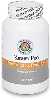Sponsored Ad - Dr. Dale's Kidney Pro - Kidney Support - Non-GMO - Gluten Free - Organic & Wild-harvested - Cleanse & Suppo...