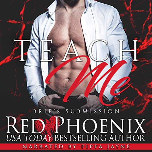 Teach Me Audiobook By Red Phoenix cover art