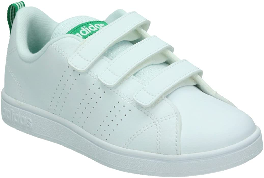 adidas Vs Advantage Clean, Sneakers Basses Mixte Enfant : Amazon ...