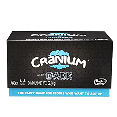 Hasbro Cranium Dark Game