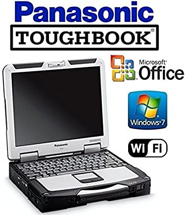 CF-31 Panasonic Toughbook System - Intel Core i5 2.4GHz CPU - New 120GB