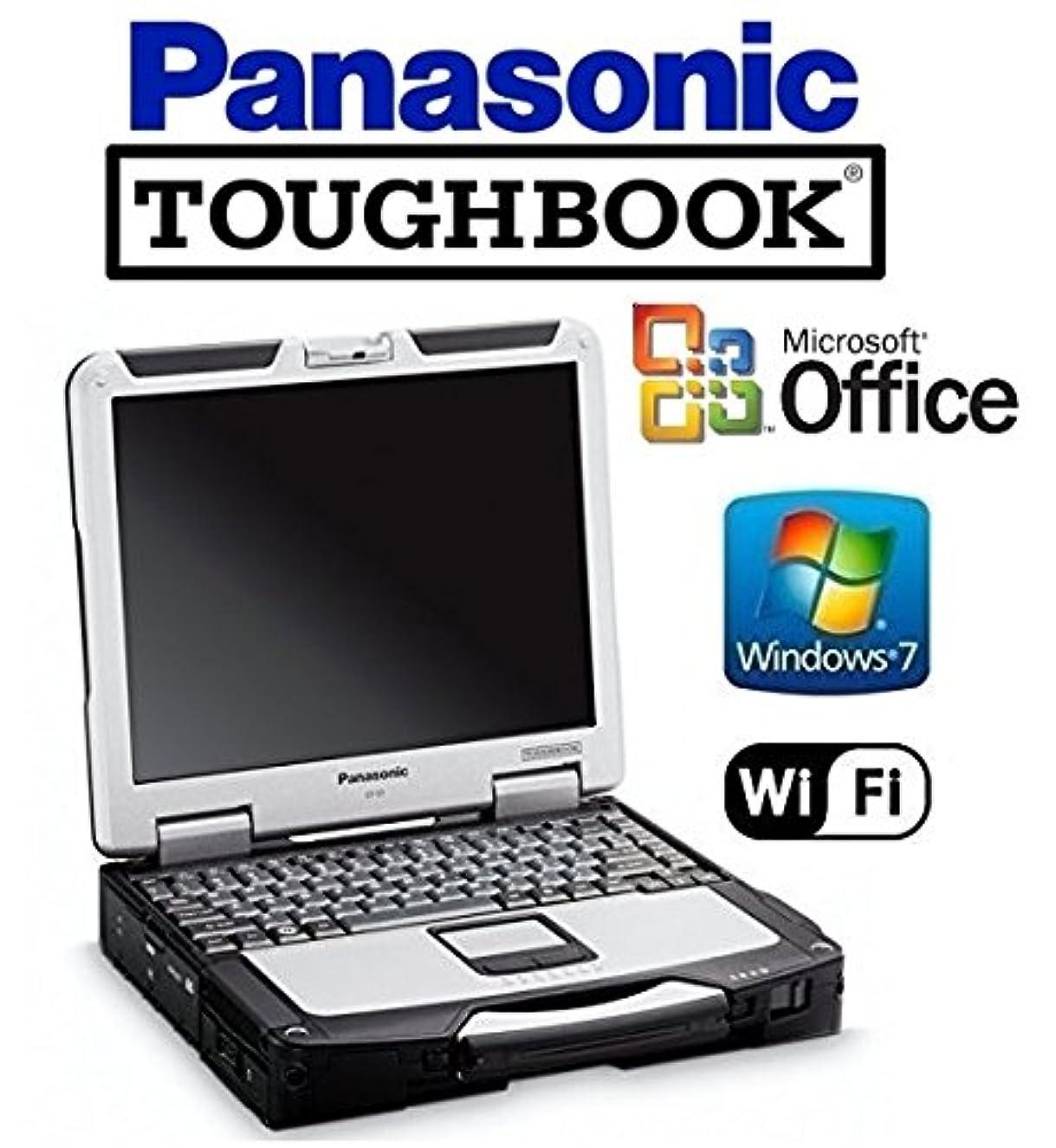 Sturdy Panasonic CF-31 Toughbook Laptop - Intel Core i5-2540M 2.6GHz - New 256GB SSD - 16GB DDR3 RAM - 13.1