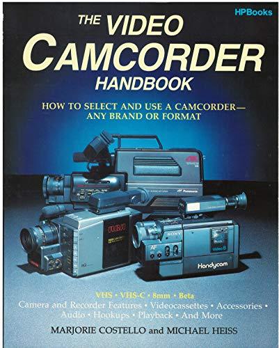 Video Camcorder Handbook