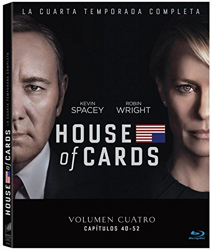 House Of Cards - Temporada 4 [Blu-ray]