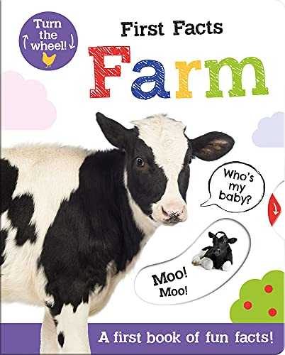 First Facts Farm Animals