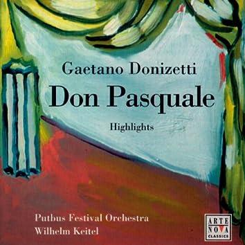Opera Highlights - Donizetti: Don Pasquale
