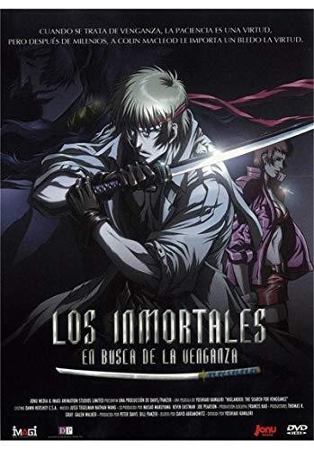 Los Inmortales : En Busca De La Venganza (Dibujos) (Ed. Especial) (Highlander: The Search For Vengeance)