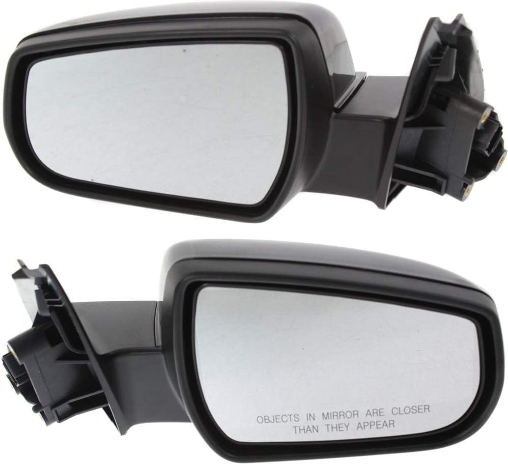 Kool Vue Power Mirror compatible 秀逸 with 公式ストア Chevy Malibu 13-15