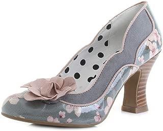 RUBY SHOO Viola Womens Shoes Blue