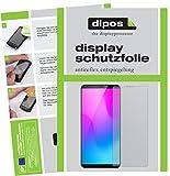 dipos I 2X Schutzfolie matt kompatibel mit Nubia Z18 Mini Folie Bildschirmschutzfolie