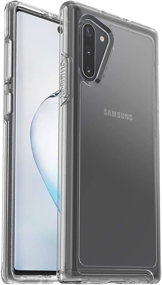 OtterBox Symmetry Clear Series Case for Galaxy Note10 - Clear (77-63660)