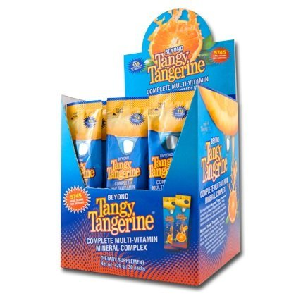 30 Serving Pack Box Beyond Tangy Tangerine Youngevity Multivitamin (Ships Worldwide)