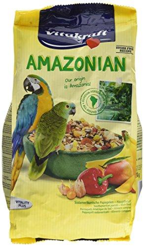 Vitakraft Amazonian Parrot Food 750 g (Pack of 5)