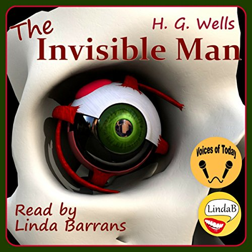 Page de couverture de The Invisible Man