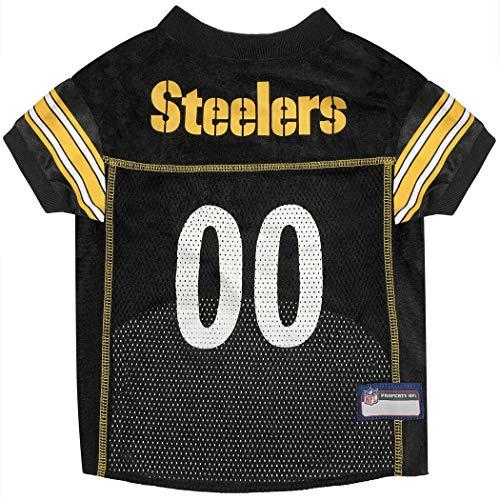 NFL PITTSBURGH STEELERS DOG Jersey, Medium