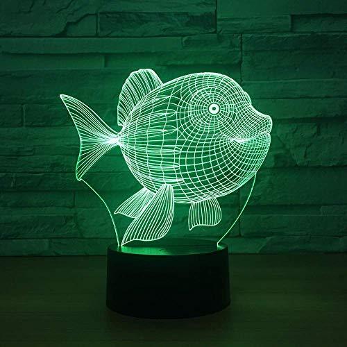 3D Lampe Nachtlicht für Kinder USB LED Lampe LED Dekoration Teen Girls Raumsensor Nachtlicht Atmosphäre Lampe als Geschenk