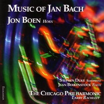 Music of Jan Bach