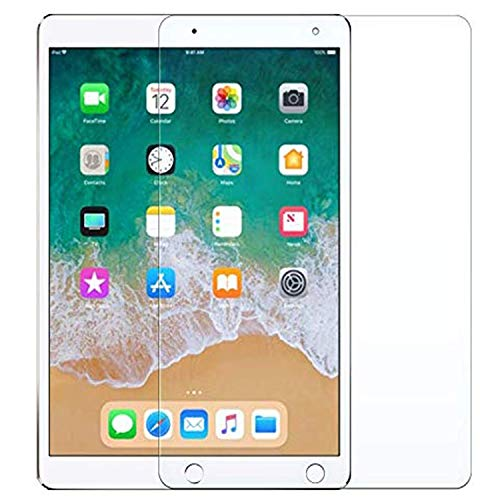 CEDO Tempered Glass for iPad 9.7 inch - 5 Gen / 6 Gen | Screen Protector Tempered Glass for iPad Tab 9.7 inch - 5th / 6th Generation (2017 & 2018)