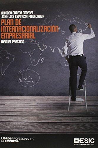 Plan de internacionalización empresarial (Libros Profesionales)