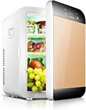 Refrigerator SHPING 12L Mini Fridge 3 Layer Large Capacity Household Temperature Adjustable Cooling and Heating Low Decibel Car (Size : 12L(302435CM))