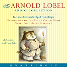 Arnold Lobel Audio Collection CD