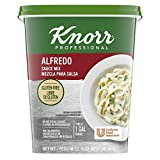 Classic Alfredo sauce with superior quality that food service professionals can rely on Cracked black pepper and Parmesan add just the right flavor touch to this traditional favorite Gluten-free; no artificial colors, flavors, or preservatives Dry sa...