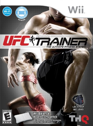 THQ UFC Personal Trainer: The Ultimate Fitness System