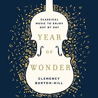 Year of Wonder Titelbild